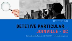 Detetive particular Joinville